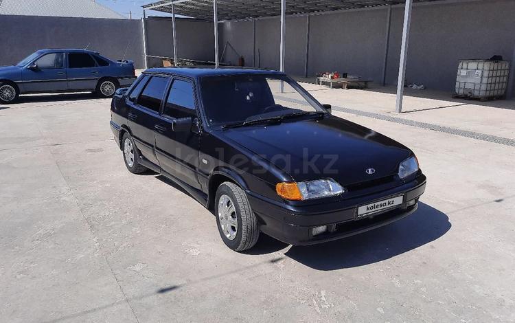 ВАЗ (Lada) 2115 (седан) 2006 года за 650 000 тг. в Шымкент