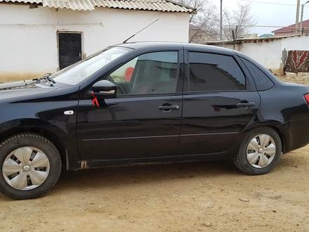 ВАЗ (Lada) 2190 (седан) 2017 года за 1 800 000 тг. в Кульсары – фото 2