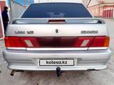 ВАЗ (Lada) 2115 (седан) 2005 года за 700 000 тг. в Кызылорда – фото 4