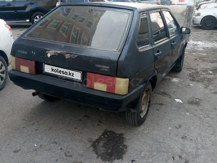 ВАЗ (Lada) 2109 (хэтчбек) 1999 года за 450 000 тг. в Каскелен