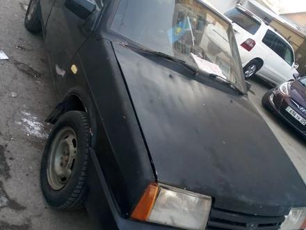 ВАЗ (Lada) 2109 (хэтчбек) 1999 года за 450 000 тг. в Каскелен – фото 2