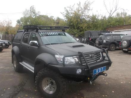 Тюнинг внедорожников и пикапов в Нур-Султан (Астана)