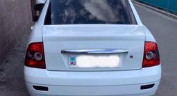 ВАЗ (Lada) Priora 2170 (седан) 2013 года за 2 500 000 тг. в Актобе – фото 2