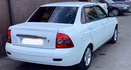 ВАЗ (Lada) Priora 2170 (седан) 2013 года за 2 500 000 тг. в Актобе – фото 4