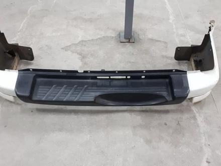 Задний бампер на Террано r50 регулус с обвесом за 60 000 тг. в Алматы – фото 2