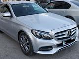 Mercedes-Benz C 180 2015 года за 10 500 000 тг. в Актау