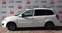ВАЗ (Lada) 1117 (универсал) 2014 года за 2 020 000 тг. в Алматы – фото 5
