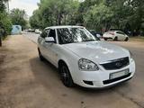 ВАЗ (Lada) Priora 2172 (хэтчбек) 2013 года за 2 500 000 тг. в Алматы – фото 4