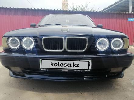 BMW 540 1994 года за 2 000 000 тг. в Караганда – фото 5