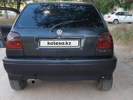Volkswagen Golf 1993 года за 950 000 тг. в Алматы – фото 2