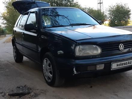 Volkswagen Golf 1993 года за 950 000 тг. в Алматы – фото 4