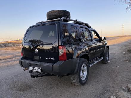Nissan Xterra 2002 года за 3 200 000 тг. в Актау – фото 4