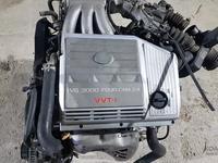 Двигатель Toyota Camry 30, Highlander 3, 0 л.1Mz-FE за 9 999 тг. в Алматы
