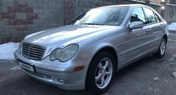 Mercedes-Benz C 240 2003 года за 3 100 000 тг. в Алматы – фото 3