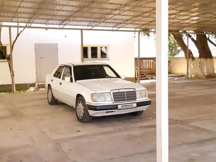 Mercedes-Benz E 230 1990 года за 1 310 000 тг. в Кызылорда – фото 4
