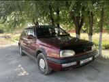 Volkswagen Golf 1992 года за 1 250 000 тг. в Турара Рыскулова