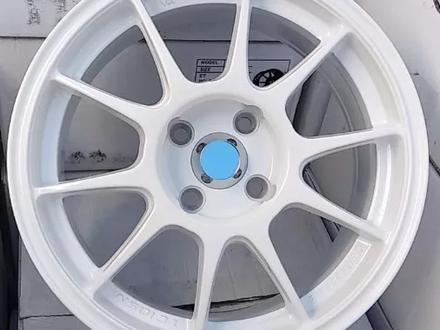 R15 диски 4*100, ширина 7j, спорт диски за 165 000 тг. в Алматы