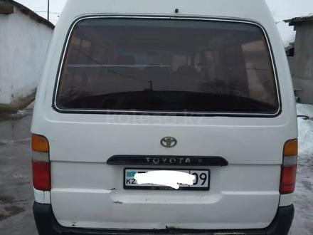 Toyota HiAce 1995 года за 1 800 000 тг. в Балхаш – фото 5