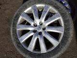Диски Mazda CX9. Шины Michelin 255/45 r20. за 100 000 тг. в Алматы – фото 2