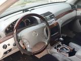 Mercedes-Benz S 400 2003 года за 3 200 000 тг. в Алматы – фото 4