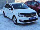Volkswagen Polo 2019 года за 5 500 000 тг. в Семей – фото 3