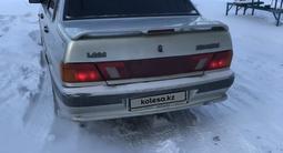 ВАЗ (Lada) 2115 (седан) 2006 года за 730 000 тг. в Караганда – фото 3