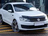 Volkswagen Polo 2019 года за 7 420 000 тг. в Караганда – фото 3