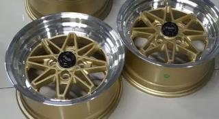 Комплект дисков r15 4*100 за 160 000 тг. в Алматы