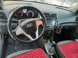 Hyundai Accent 2013 года за 3 800 000 тг. в Тараз – фото 2