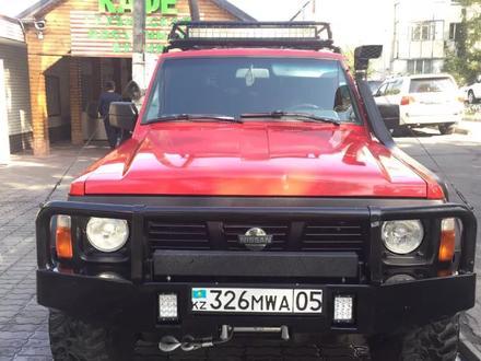Nissan Patrol 1995 года за 8 000 000 тг. в Алматы