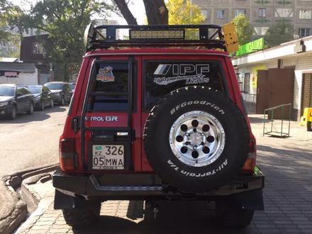 Nissan Patrol 1995 года за 8 000 000 тг. в Алматы – фото 16