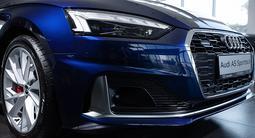 Audi A5 45 TFSI Quattro 2021 года за 27 970 862 тг. в Алматы – фото 4