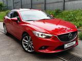 Mazda 6 2013 года за 6 800 000 тг. в Алматы – фото 2