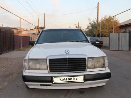 Mercedes-Benz E 200 1989 года за 1 400 000 тг. в Чунджа – фото 3