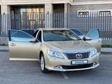 Toyota Camry 2014 года за 8 500 000 тг. в Нур-Султан (Астана) – фото 2
