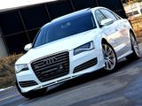 Audi A8 2011 года за 9 900 000 тг. в Алматы