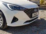 Hyundai Accent 2021 года за 8 800 000 тг. в Шымкент – фото 4