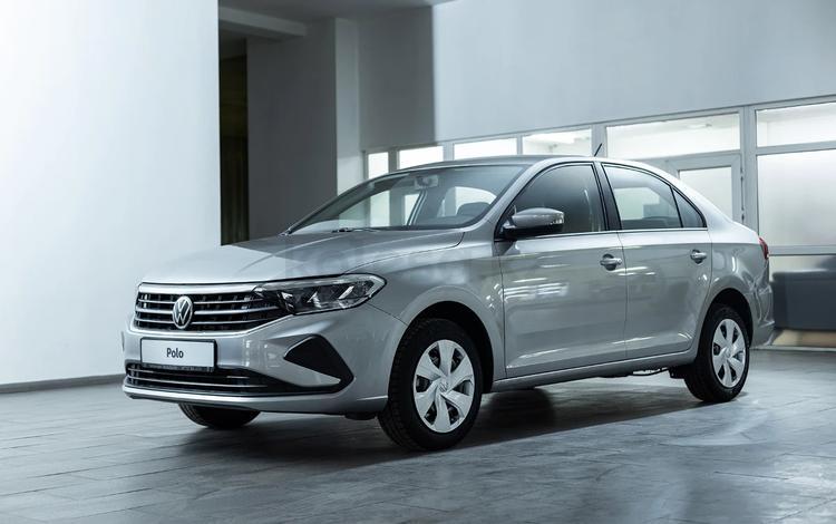 Volkswagen Polo Respect 2021 года за 7 549 000 тг. в Алматы