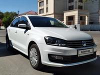 Volkswagen Polo 2017 года за 5 200 000 тг. в Атырау