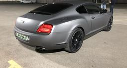 Bentley Continental GT 2011 года за 22 000 000 тг. в Алматы – фото 5