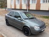ВАЗ (Lada) Kalina 1118 (седан) 2007 года за 870 000 тг. в Костанай – фото 3
