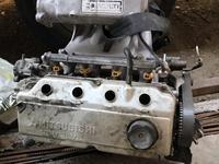 Двигатель 1.8 Mitsubishi Space Runner за 100 000 тг. в Алматы