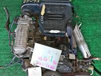 Двигатель MITSUBISHI PAJERO L144G 4D56T 1990 за 796 055 тг. в Караганда