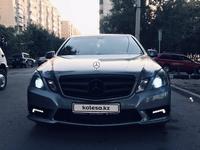 Mercedes-Benz E 350 2011 года за 8 500 000 тг. в Алматы