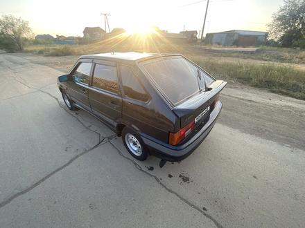 ВАЗ (Lada) 2114 (хэтчбек) 2008 года за 820 000 тг. в Актобе – фото 7