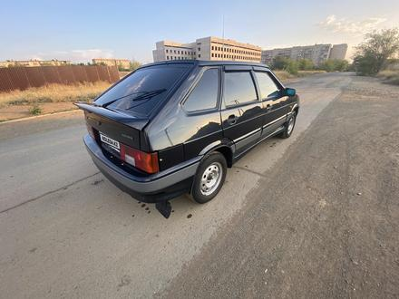 ВАЗ (Lada) 2114 (хэтчбек) 2008 года за 820 000 тг. в Актобе – фото 9