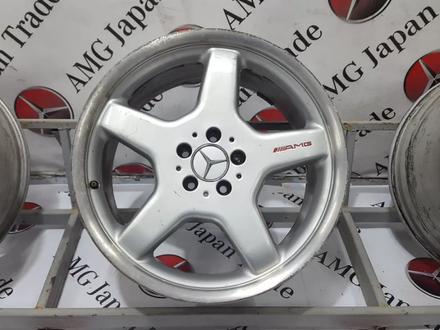 Комплект колёс r19 AMG на Mercedes-Benz за 256 425 тг. в Владивосток – фото 16