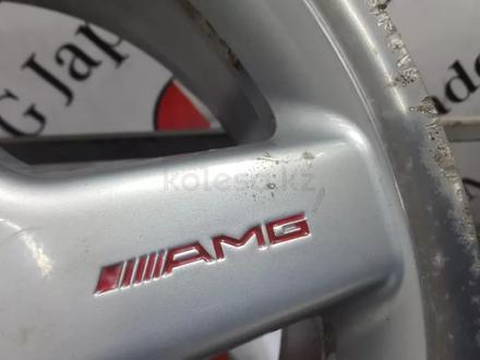 Комплект колёс r19 AMG на Mercedes-Benz за 256 425 тг. в Владивосток – фото 28