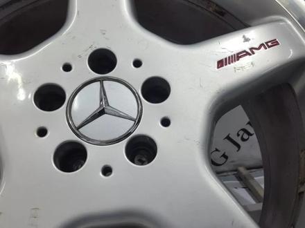 Комплект колёс r19 AMG на Mercedes-Benz за 256 425 тг. в Владивосток – фото 40