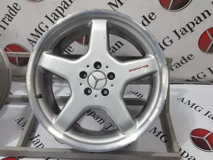 Комплект колёс r19 AMG на Mercedes-Benz за 256 425 тг. в Владивосток – фото 7